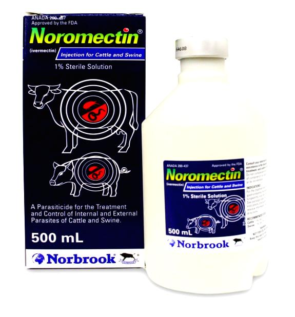 Ivermectin for eye worms in chickens